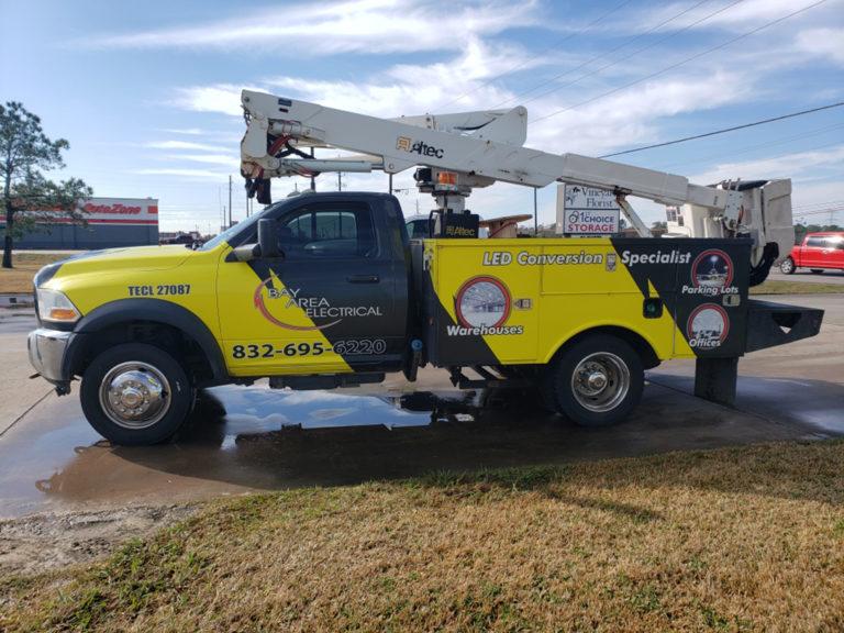 Electrician League City TX
